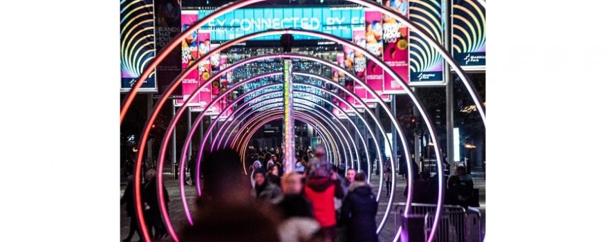 London Designer Outlet to launch its first Winterfest light festival