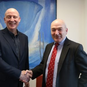 ETOA and UKinbound sign partnership