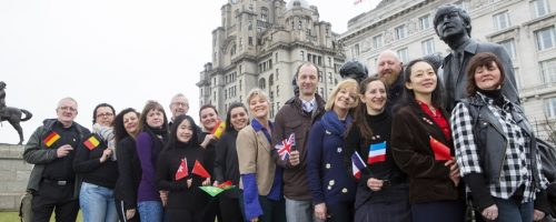 Brilliant Liverpool Tours rebrands to Brilliant Tours Ltd