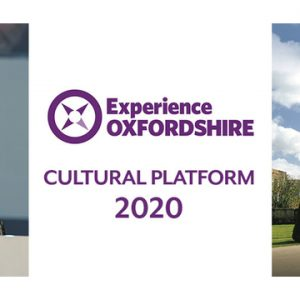 Experience Oxfordshire announced John Simpson as Keynote Speaker at its Annual Cultural Platform for 2020