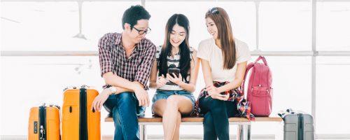 Digipanda promote UK businesses Chinese student KOL