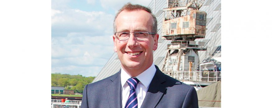 Chief Executive of Chatham Historic Dockyard Trust to retire