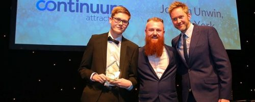 UKINBOUND ANNOUNCE THE WINNER OF INAUGURAL YOUNG EXCELLENCE AWARD 2019