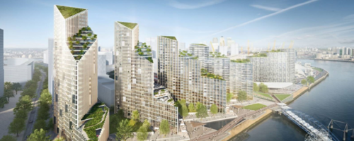 Thames Clippers invest in the Greenwich Peninsula
