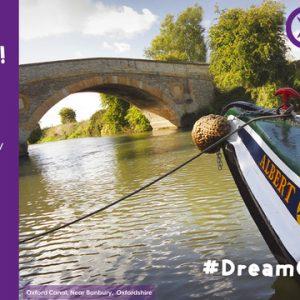 #DreamOxfordshire campaign
