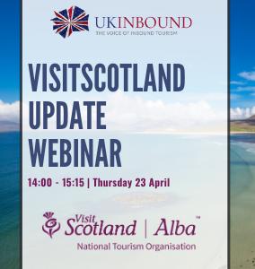 VisitScotland Webinar