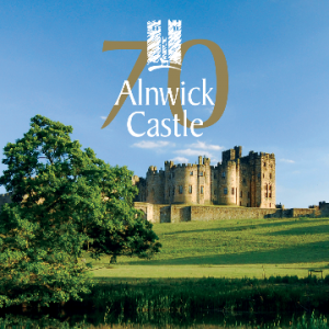 Alnwick Castle 70th anniversary