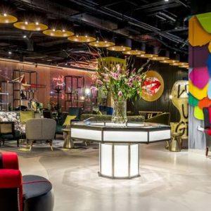 nhow London hotel virtual tour