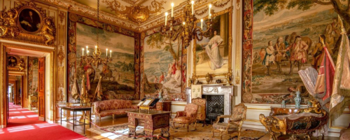 Blenheim Palace virtual VIP specialist tours
