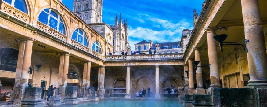 Roman Baths reopen