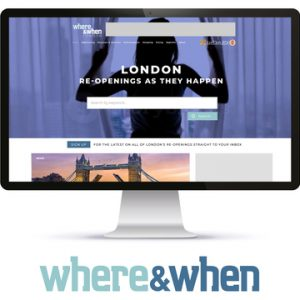 Where & When London