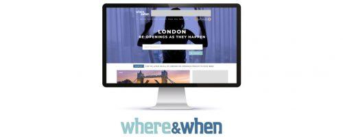 Where & When London