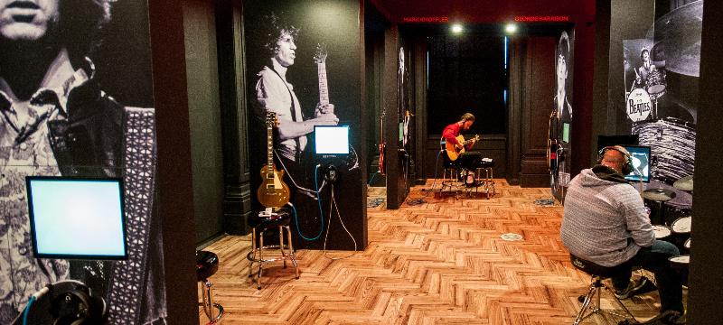 British Music Experience Interactive