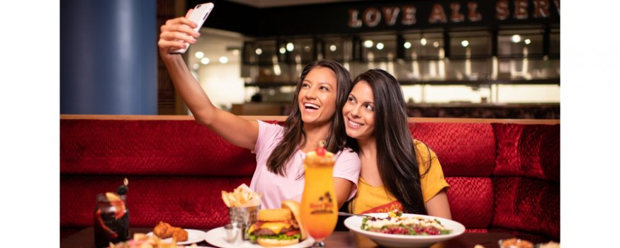 Hard Rock Cafe eat out to help out