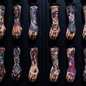 Historic Dockyard Chatham Tattoo exhibition