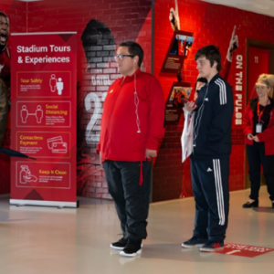 Liverpool FC Stadium tour reopens