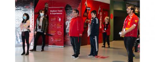 Liverpool FC Stadium tour reopens