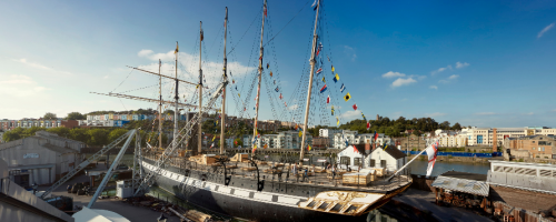 SS Great Britain 50th anniversary