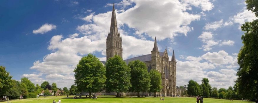 Salisbury Cathedral reopening