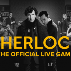 Sherlock The Official Live Game