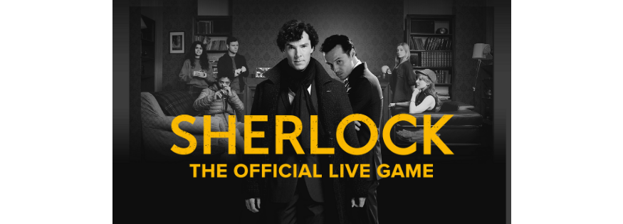 Sherlock The Official Live Game reopening