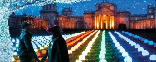 Illuminated Trail Blenheim Palace