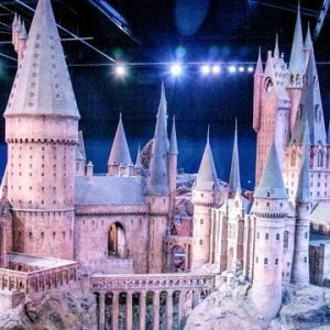 Warner Bros Studio Tour Hogwarts