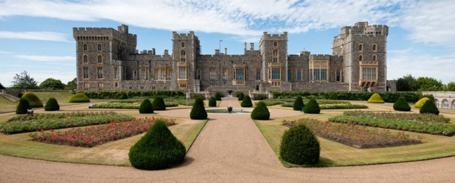 Windsor Castle to open East Terrace Garden for first time ...