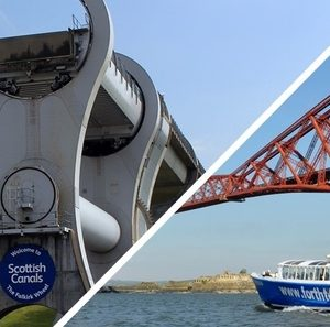 Forth Boat Tours Falkirk Wheel