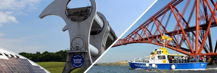 Forth Boat Tours Falkirk Wheel