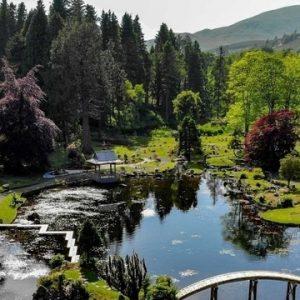 Japanese Garden Cowden Geotourist
