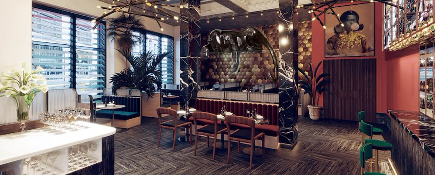 nyx london dining