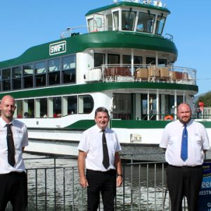 Windermere Lake Cruises MV Swift