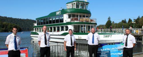 Windermere Lake Cruises MV Swift