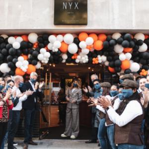 opening of NYX Holborn