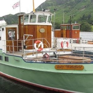 Ullswater Steamers VIP groups