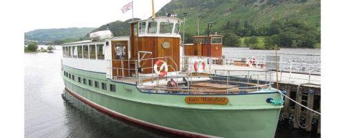 Ullswater Steamers VIP groups