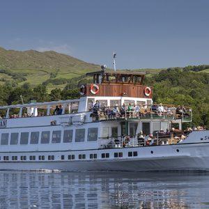 Windermere Lake Cruises coach groups