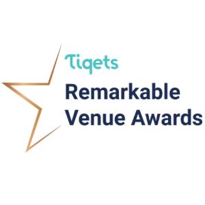 tiqets remarkable venue awards