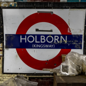 Holborn underground