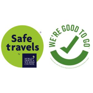 'We're Good To Go' businesses get global 'Safe Travels' stamp