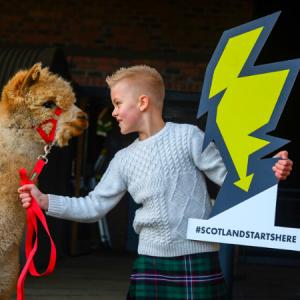 #ScotlandStartsHere