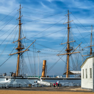 Historic Dockyard Chatham reopening