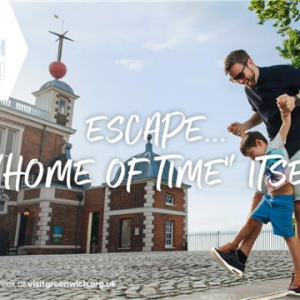 Visit Greenwich Escape the Everyday