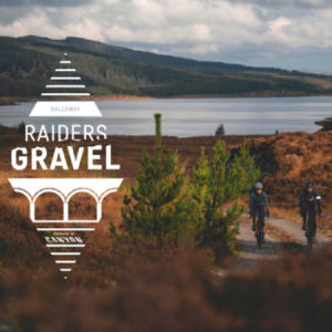 Raiders Gravel Galloway will take place in the Galloway Forest Park this October