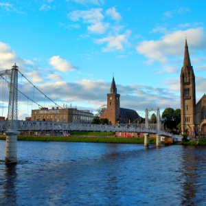 Inverness Recovery Marketing plans & activities