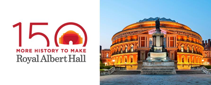 Royal Albert Hall celebrates 150th anniversary