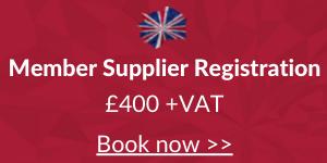 Member supplier registration