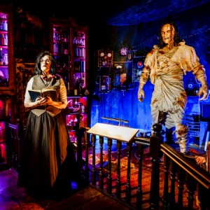 Mary Shelley's House of Frankenstein opens in Bath