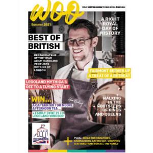 Visit Windsor launches new digital magazine 'Woo'